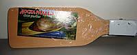 Разделочная доска для рыбы (с зажимом)45см*14см