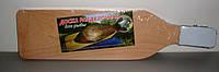 Разделочная доска для рыбы (с зажимом)55см*14см