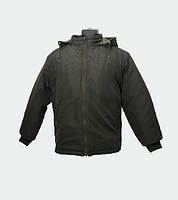 Куртка утеплитель с манжетами