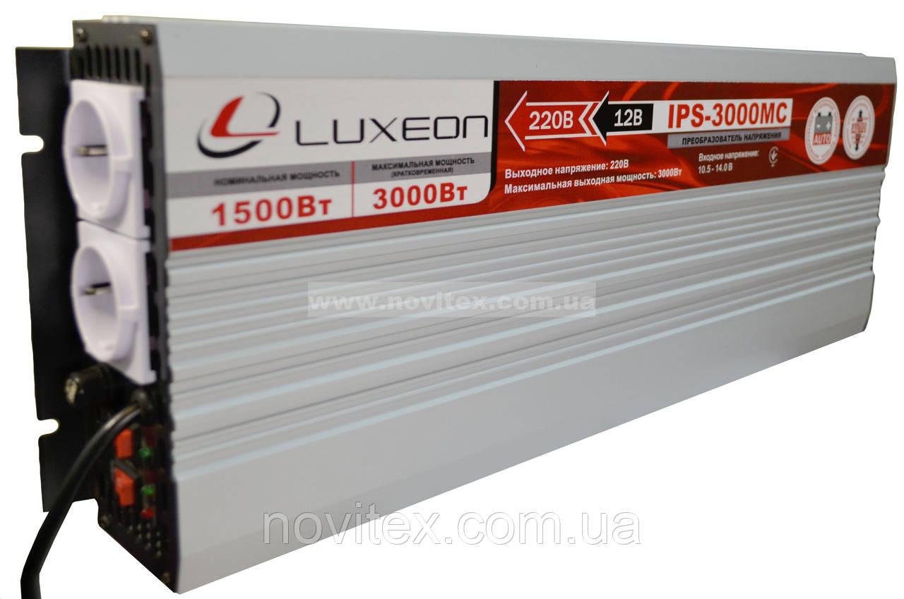 Инвертор Luxeon IPS-3000MC (1500Вт)