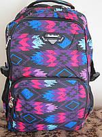 Рюкзак школьный - городской Ruibao/Elenfancy B295 фиолетовый