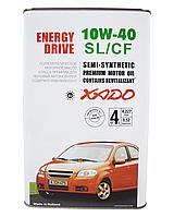 Моторное масло XADO Atomic Oil ENERGY DRIVE 10W-40 4л