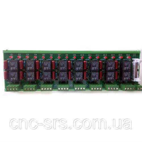Модуль релейной коммутации выходов (16) NC110-43