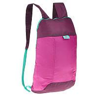 Рюкзак Quechua Arpenaz 10 ULTRA COMPACT розовый