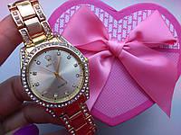 Женские часы Ролекс золотые