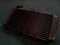 Радиатор на Honda CB 400