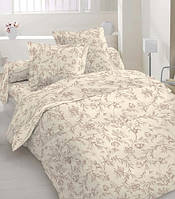 Комплект постельного белья Dreams malva 500-03 Present полуторный + махровое полотенце в подарок
