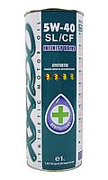 Моторное масло XADO Atomic Oil INFINITY DRIVE 5W-40 1л