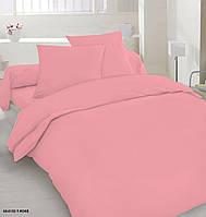 Комплект постельного белья Dreams malva 620-08 Present евро + махровое полотенце в подарок
