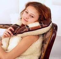 Подушка-рогалик под шею