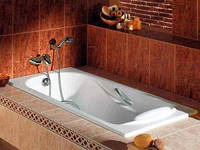 Ванна чугунная ROCA HAITI 2000 1700х800х420