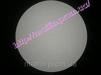Подложка под торт круглая  395*395 белая (наб 10шт)