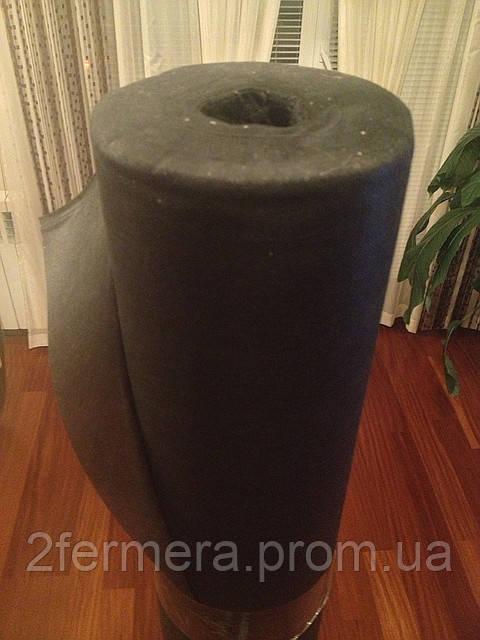 Агроволокно черное 50гр/м. 1.6*10м.