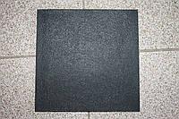 """Полиуретан для обуви STRONG 160*160*6,0 мм. (Украина), цвет - черный, рисунок ― """"Асфальт"""""""