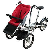 Taga-bike, Велотрансформер, велоколяска, велосипед-коляска