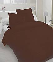 Комплект постельного белья Dreams malva 620-01 Present евро + махровое полотенце в подарок