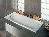 Ванна чугунная ROCA CONTINENTAL 1600х700х420