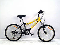 Велосипед Azimut подросковый ALPHA 20 колесо