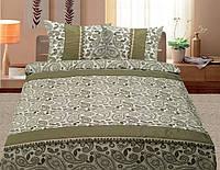 Комплект постельного белья Dreams malva 520-08 Present евро + махровое полотенце в подарок