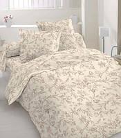 Комплект постельного белья Dreams malva 520-03 Present евро + махровое полотенце в подарок