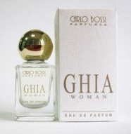 Парфюмерная вода для женщин Carlo Bossi Ghia Woman Gold мини 10 мл (01020101001)