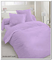 Комплект постельного белья Dreams malva 610-06 Presentдвуспальный + махровое полотенце в подарок