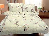 Комплект постельного белья Dreams malva 520-12 Present евро + махровое полотенце в подарок