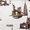 Шторы в стиле Прованс, ткань 093195