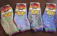 """Теплые носки для девочки  """"Ромашка"""". Детские носки дешево, фото 1"""