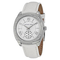 Часы Michael Kors Bryn White Dial White Leather MK2385