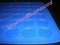 Форма силиконовая Коврик для макарон