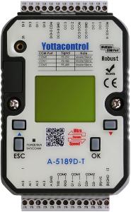 Контролер A-5188D-Т (8DI, 4DO(Т) , USB2.0x1, MODBUS RTU)