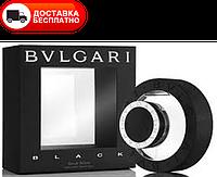 Мужская туалетная вода BVLGARI BLACK EDT 75ML