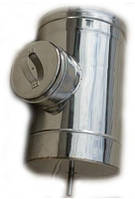 Ревизия из нержавеющей стали (Aisi 304) 0,5 мм Ø400