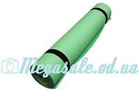 Коврик для фитнеса/ йога мат (гимнастический коврик) Pilates: 180х60см