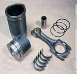 Комплект поршень с кольцами Mitsubishi Lancer, L200, Outlander, Colt Galant Pajero стандарт / ремонт, фото 5