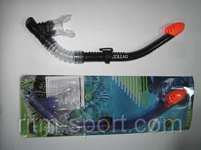 Трубка для плавания с защитой от волны