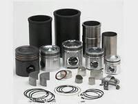 Комплект поршень с кольцами на Субару Subaru Forester, Legacy, Outback, Tribeca, Impreza стандартный ремонтный, фото 1