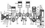 Комплект поршень с кольцами на Hyundai Accent, Tucson, Elantra, i10, i20, i30, ix35, Santa Fe Sonata, фото 8