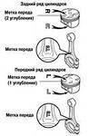 Комплект поршень с кольцами на Шкода - Skoda Octavia, Fabia, Superb, Praktik, Yeti, Roomster, фото 9