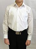 Біла шкільна сорочка, фото 4