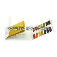 Лакмусовая бумага (pH-тест) 80 полосок
