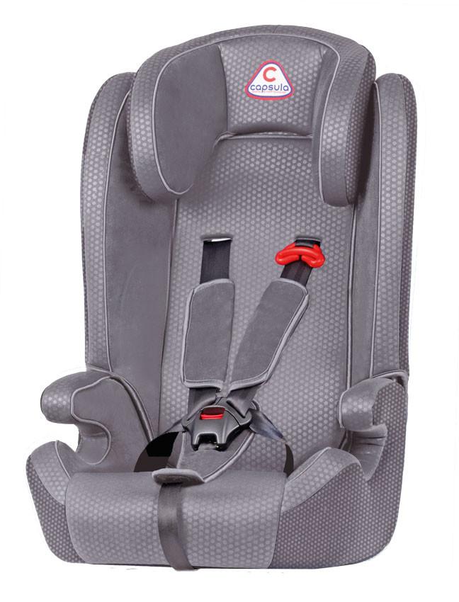 Автокресло Capsula MT6 9-36 кг (771020) Koala Grey (серый)