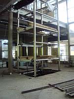 Панорамные шахты лифта в Краматорске
