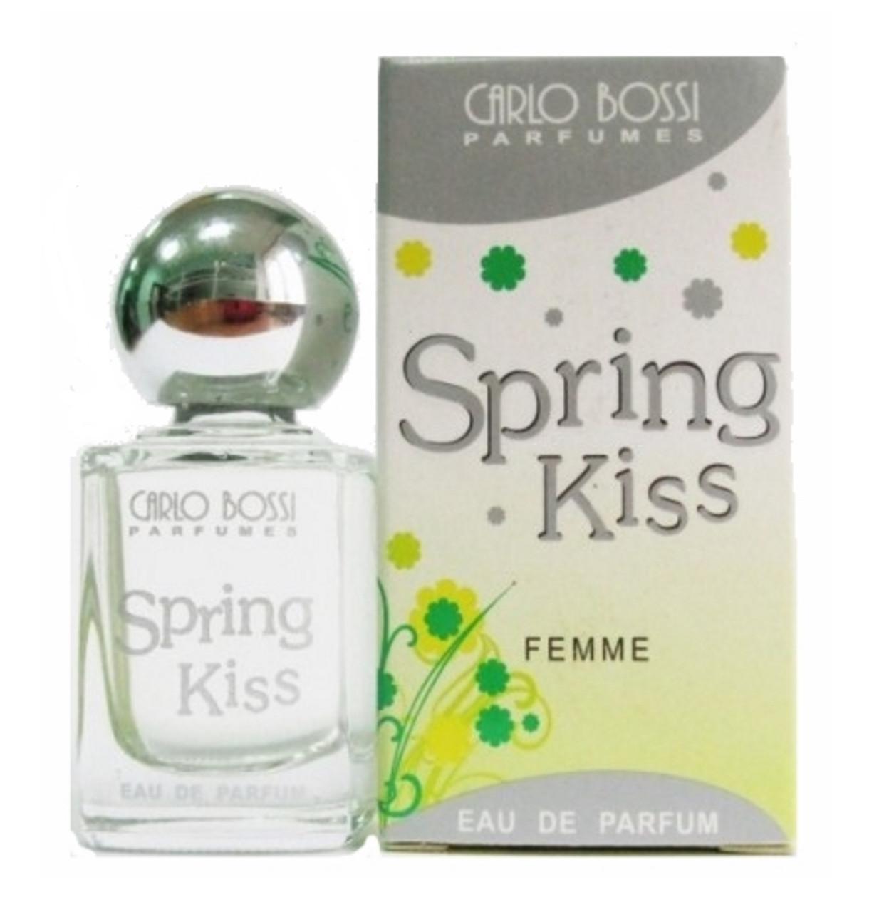 Парфюмерная вода для женщин Carlo Bossi Spring Kiss мини 10 мл (01020103601)