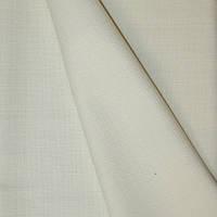 Декоративная ткань рогожка Асос, цвет кремовый