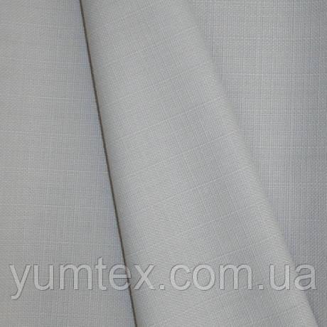 Декоративная ткань рогожка Асос, цвет песок