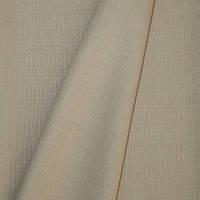Декоративная ткань рогожка Асос, цвет светлый бежевый