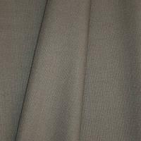 Декоративная ткань рогожка Асос, цвет темный бежевый