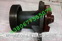 Водяной насос КАМАЗ (ЕВРО-3) (со шкивом) 740.63-1307010